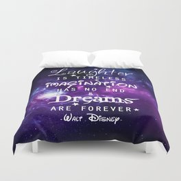 Quote Duvet Cover