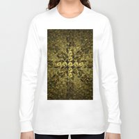 shells Long Sleeve T-shirts featuring Shells by GLR67