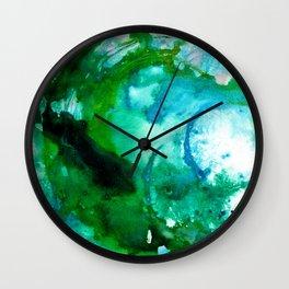 Fantasy Wave Wall Clock