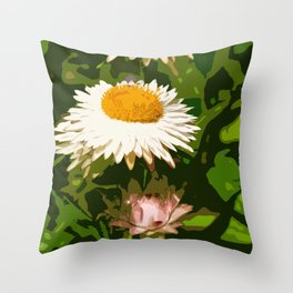"""""""And then there were Three"""" by ICA PAVON Throw Pillow"""