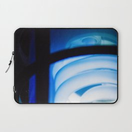 Blue Light District Laptop Sleeve