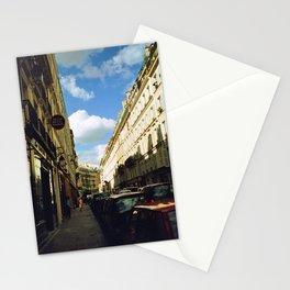 Paris in 35mm Film: Rue Malher in Le Marais Stationery Cards