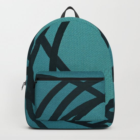 Through the Eyes of Outi Ikkala 4 Backpack