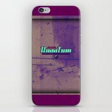 Nuka-Cola Quantum iPhone & iPod Skin