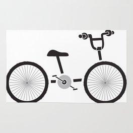 Bicycle Ride Rug