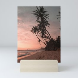 Another Day in Paradise Mini Art Print