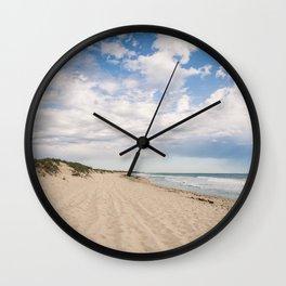 Scarborough Beach Wall Clock