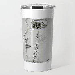 Falling dreams Travel Mug