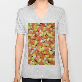 Candy Corn Unisex V-Neck