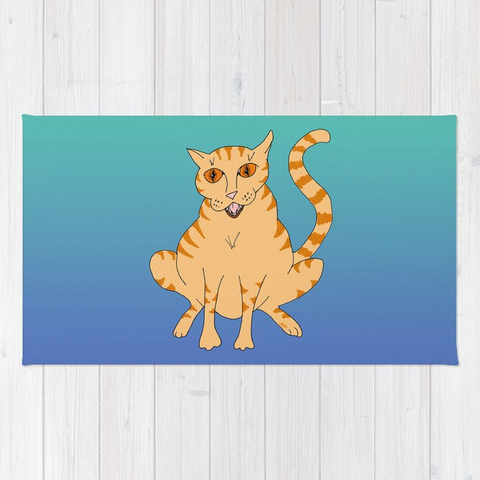 Basic Cat Rug