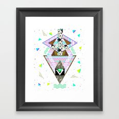 Huyana Spirit  Framed Art Print