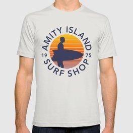 Amity Island Surf Shop T-shirt