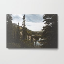 Horseshoe Lake Metal Print