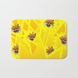 Sunshine Captain! Bath Mat