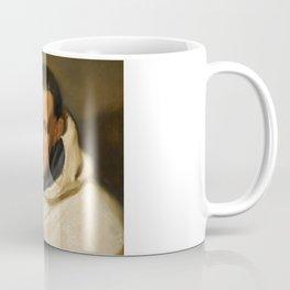 "Sir Anthony van Dyck ""Portrait of a Carmelite Monk"" Coffee Mug"