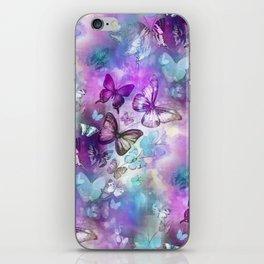 Butterflies Dreaming iPhone Skin
