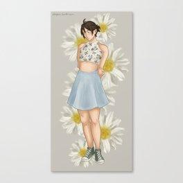 Genderfluid Yamaguchi Canvas Print