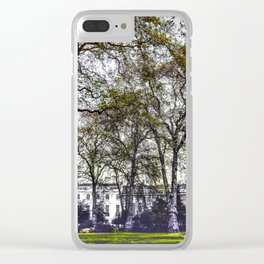 Bloomsbury Clear iPhone Case