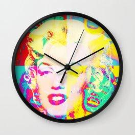 It's Just Pop Wall Clock