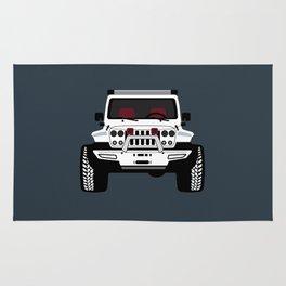 Jeep 'LUNAR_JK' Rug