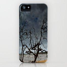 Cadaverous Tree iPhone Case