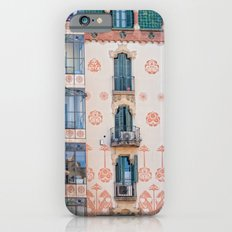 Surreal house in Barcelona. iPhone 6s Slim Case