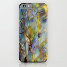 Abstract Blue iPhone 6s Slim Case