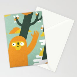 Mango Hunter Stationery Cards