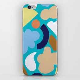 this is balance no. 2 iPhone Skin