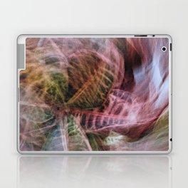 Abstract Hypnotic Garden Laptop & iPad Skin