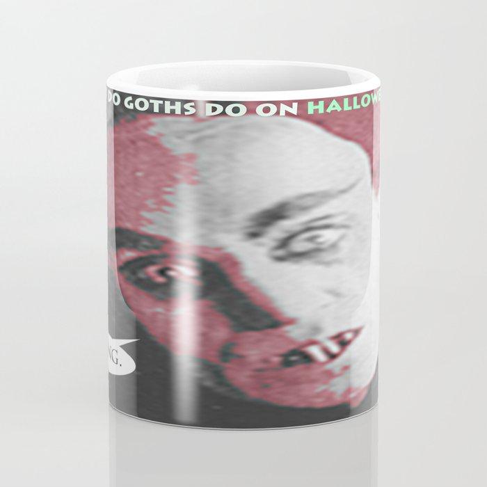 "'Count Orlock, the Vampire #3' from "" Nosferatu vs. Father Pipecock & Sister Funk (2014)"" Coffee Mug"