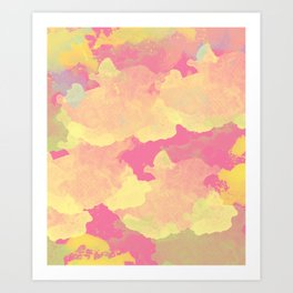 Abstract 41 Art Print