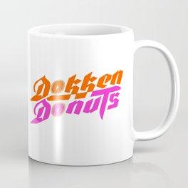 Dokken Donuts Coffee Mug