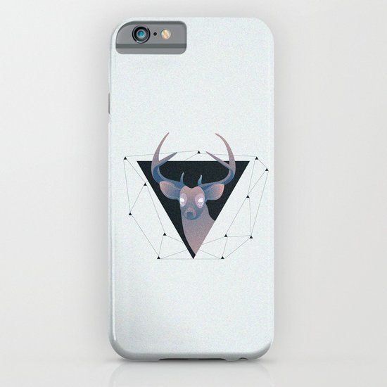 Deer Hipster iPhone & iPod Case