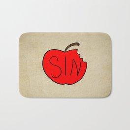 Apple Sin Bath Mat