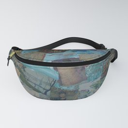 The Impressionists No. 4 COL140215d Fanny Pack