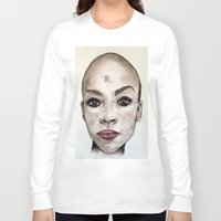 avatar Long Sleeve T-shirts featuring Avatar by Courtney James