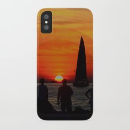 The Set iPhone Case