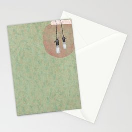 Feminine Collage II Stationery Cards