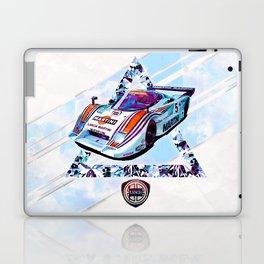 "Lancia LC2 ""Lancia-Ferrari""// Le Mans Race Cars Laptop & iPad Skin"