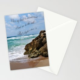 Psalm 61 Stationery Cards