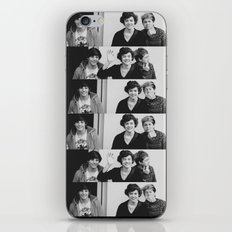 One Direction - Louis Tomlinson, Harry Styles, and Niall Horan - B&W iPhone & iPod Skin
