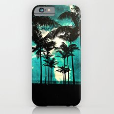 Palm Trees & Stars iPhone 6 Slim Case