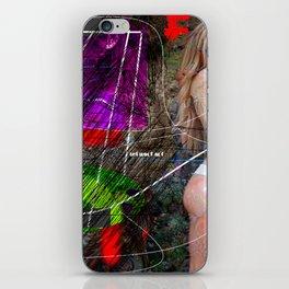 Woman N79 iPhone Skin