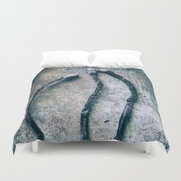 Burnt Matches ( Don´t Play With Fire ) Duvet Cover
