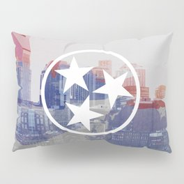 Nashville, Tennessee Pillow Sham