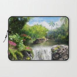Hawaiian  Garden Laptop Sleeve