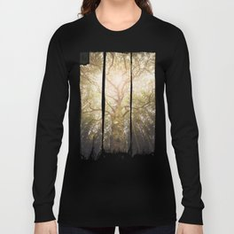 I found a tree in the forest Long Sleeve T-shirt