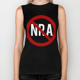 Boycott NRA Biker Tank