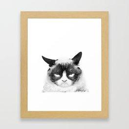 Monday Morning Framed Art Print